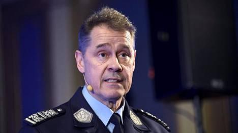 Tällä hetkellä poliisiylijohtajana toimii Seppo Kolehmainen.