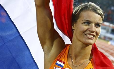 Dafne Schippersin voitto oli kotiyleisön mieleen.