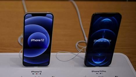 Applen tuoreen 12-sarjan puhelimien on todettu häiritsevän sydämentahdistimen toimintaa.