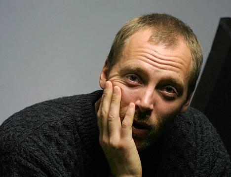 Mika Myllylä vuonna 2001.