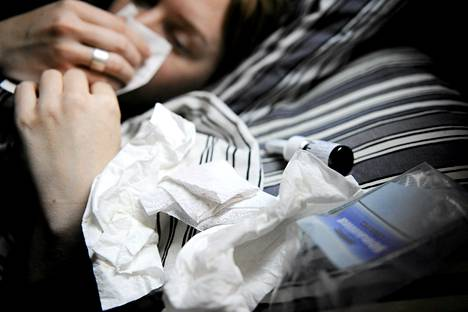 Koulujen alku lisää flunssaepidemioita.