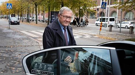 Klaus Regling vieraili tällä viikolla Helsingissä Euroopan talous- ja rahaliiton vakautta ja hallintaa pohtineessa konferenssissa.
