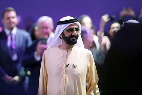 Sheikki Mohammed bin Rashid Al-Maktoumia syytetään tyttärensä pitämisestä panttivankina.
