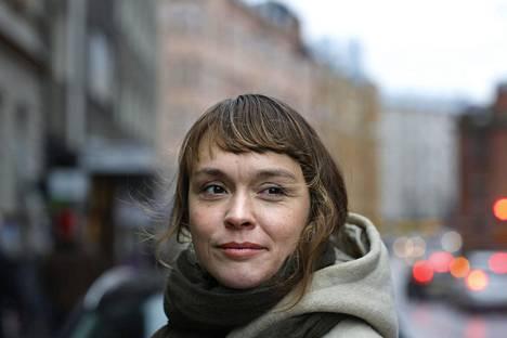 Hanneriina Moisseinen palkittiin sarjakuva-alan Puupäähattu-palkinnolla.