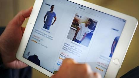 Moni kuluttaja jättää aloittamansa verkko-ostokset tekemättä.