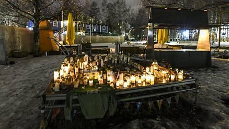 16-vuotias poika surmattiin julmasti joulukuun alussa Helsingin Koskelassa.