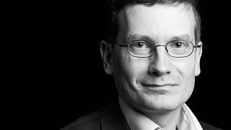 Helsingin Sanomien vastaava päätoimittaja Kaius Niemi.