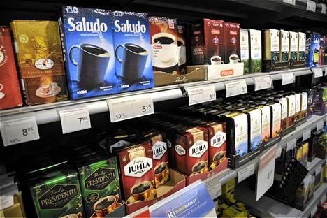 Suomalaisten suosima vaaleapaahtoinen kahvi sisältää kahvilaaduista toiseksi eniten kofeiinia heti espresson jälkeen.