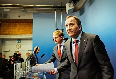 Ruotsin pääminsteri Stefan Löfven kertoi keskiviikkona, että hallitus julistaa uudet vaalit mahdollisimman pian. Tämä tarkoittaa käytännössä, että vaalit järjestetään maaliskuussa.