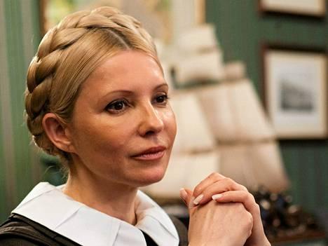 Julija Tymošenko istuu parhaillaan seitsemän vuoden tuomiota.