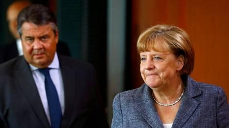 Saksan talousministeri Sigmar Gabriel on ollut huomattavasti pessimistisempi TTIP:n onnistumisen suhteen kuin liittokansleri Angela Merkel.
