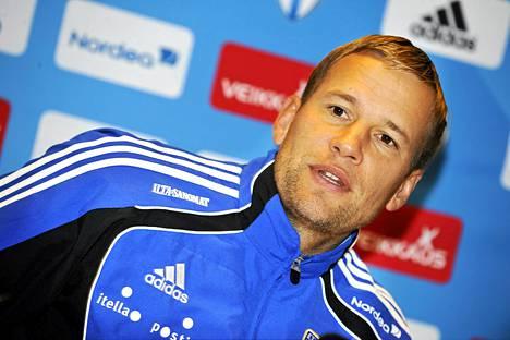 Jussi Jääseläinen on ainoa suomalainen Englannin Valioliigassa ensi kaudella.
