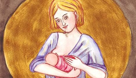 Vaihdokas on animaatio synnytyksenjälkeisestä masennuksesta. Se yhdistää kansanperinnettä nykyaikaan.