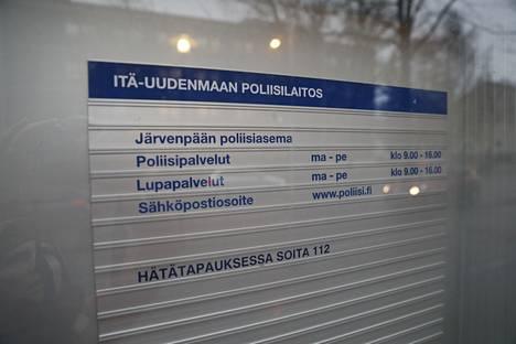 Pyörävarkauksien tutkinta on Itä-Uudenmaan poliisissa keskitetty Vantaalle.