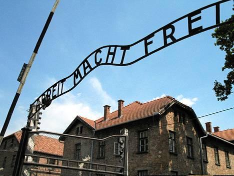 Auschwitzin keskitysleirin paikalla on nykyisin museo.