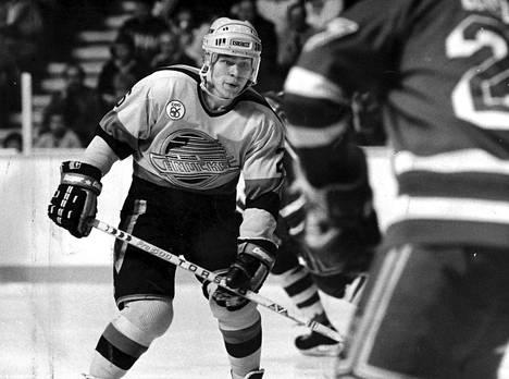 Petri Skriko on yksi Suomen menestyneimpiä NHL-pelaajia.