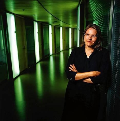 Heidi Hautala aloittaa syksyllä eduskunnan uudessa lisärakennuksessa, jossa työskentelee EU-asioita käsittelevä suuri valiokunta.