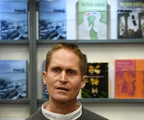 Peter Høeg on Tanskan rakastetuimpia nykykirjailijoita.