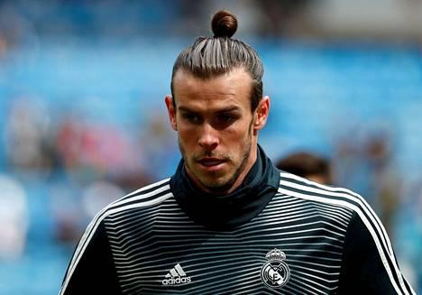 Gareth Bale kuvattuna 6. huhtikuuta 2019.