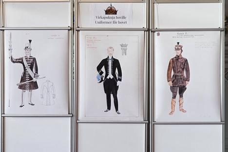 Suomeen piti tulla kuningas, ja tavaratalo Stockmann ehti