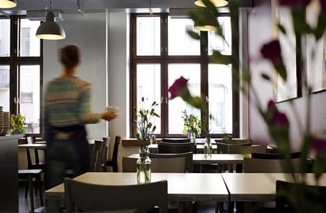 Annankadulla sijainnut vegaaniravintola Omnam jouduttiin lopettamaan koronaepidemian seurauksena.