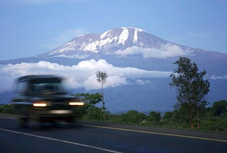 Afrikan Korkein Vuori