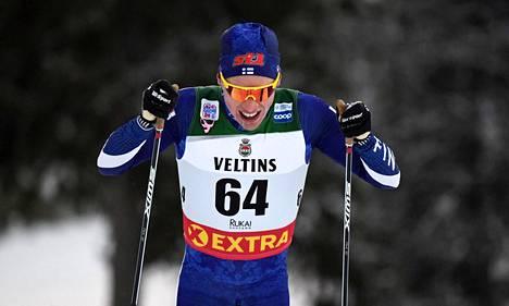 Iivo Niskasen alkukausi on sujunut kelvollisesti perinteisen hiihtotavan kilpailuissa.