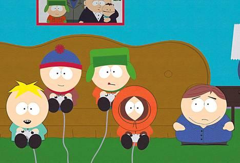 South Park (Jim). Amerikkalainen aikuisten animaatioklassikko kiinnostaa etupäässä nuorehkoja miehiä, naisia katsojista on vain 30 prosenttia. Katsojien keski-ikä (30 vuotta) on huomattavasti nuorempi kuin kanavan keskiarvo (44 vuotta). Mainokset noudattavat katsojaprofiilia: vaatemainoksia koululaisille, pikaluottoja, R-kioskin vuokraelokuvia, mutta myös valkopesuainetta.
