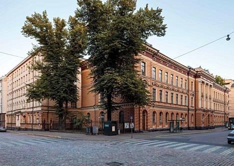 Kauppaan kuuluu muun muassa Mariankatu 23:ssa sijaitseva arvorakennus.