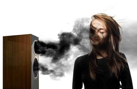 Musiikin kuuntelu saastuttaa entistä enemmän, ja tämä johtuu verkon avulla tapahtuneesta kokonaiskulutuksen voimakkaasta kasvusta.