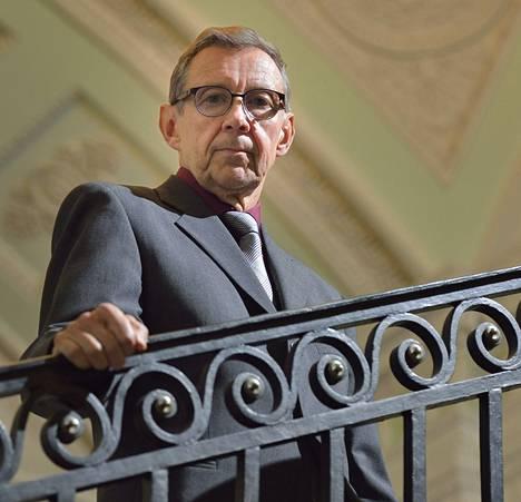 Oikeuskansleri Jaakko Jonkka on ollut maan ylimmän laillisuusvalvojan virassa kuusi vuotta.
