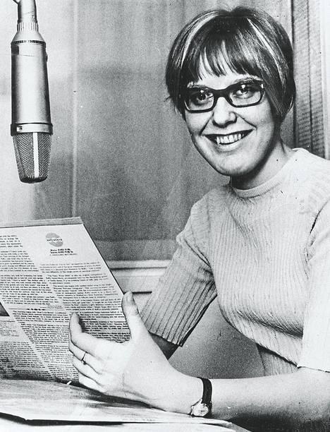 Päivi Istalan Ristivetoa-ohjelma sai pyöriä radiossa toukokuusta 1969 lokakuulle 1970.