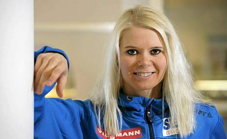 Mari Laukkanen haluaa tasaisesti 15 parhaan joukkoon.