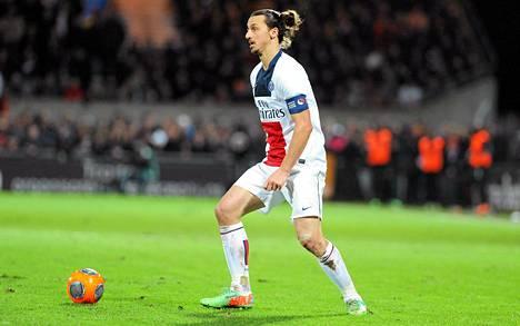 Zlatanilla ja PSG:llä ei kulkenut tällä viikolla.