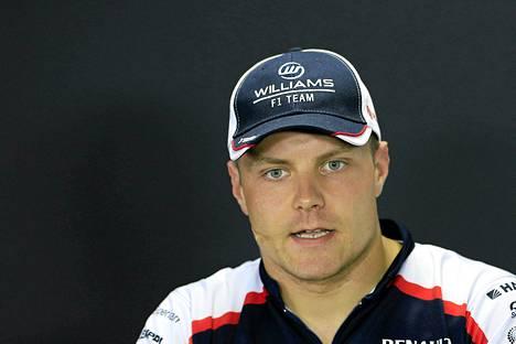 Valtteri Bottas lähtee hyvin muistoin Kanadan GP:hen.