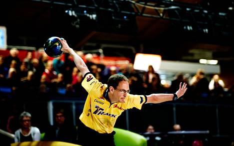 Keilaaja Mika Koivuniemi voitti Ballmaster-turnauksen Talissa. Voitto oli hänelle neljäs.