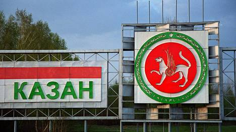 Tatarstanin tasavallassa itsetunto on vahva, mutta sielläkin venäjä on hallinnon ja korkeamman koulutuksen kieli.