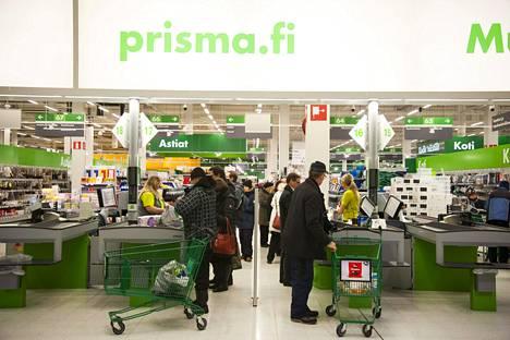 Kaikkia Suomen Prismoja on uhannut lakko ensi viikon torstaina 20. helmikuuta.