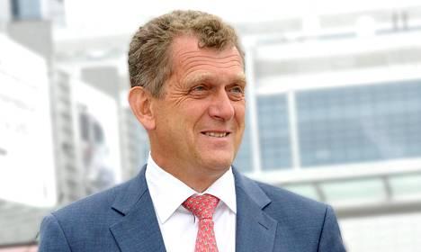 Kim Gran toimi Nokian Renkaiden toimitusjohtaja vuosina 2000–2014.