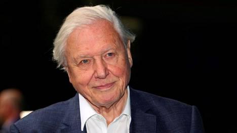 David Attenborough.
