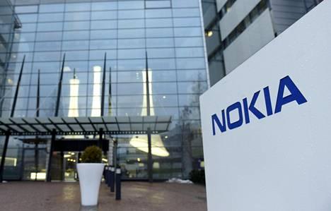 Nokian pääkonttori Espoossa 10. helmikuuta 2016.
