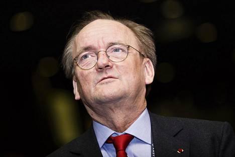 Koneen pääomistaja ja hallituksen puheenjohtaja Antti Herlin.