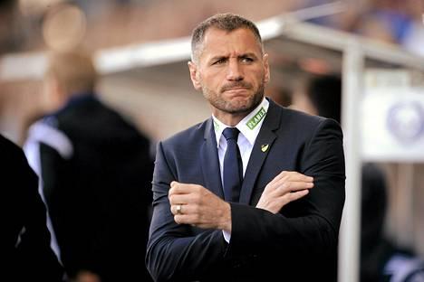 Shefki Kuqin valmentama FC Honka etsii vahvistuksia.
