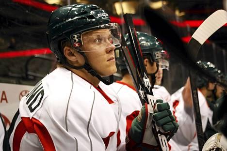 Mikael Granlund keräsi paljon huomiota Minnesota Wildin nuorten lupausten kesäleirillä.