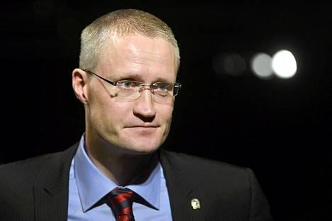 Jarno Limnellin mielestä on sinisilmäistä ajatella, että Suomi säästyisi verkkovakoilulta.