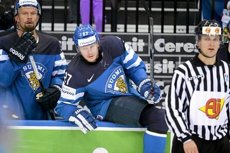 Petri Kontiola on Suomen jääkiekkomaajoukkueen luottopelaaja.