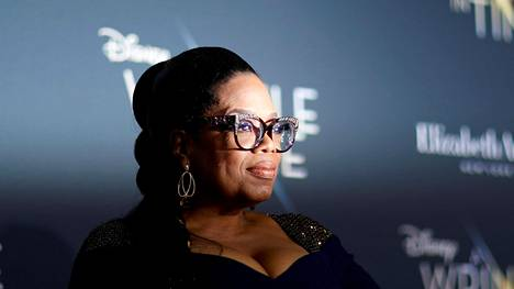 Oprah Winfreyn hinta Suomeen tulolle: 1,2 miljoona dollaria.