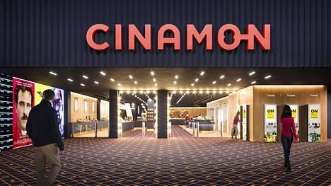 Virolaisen Cinamon-teatteriketjun elokuvateatteri aukeaa Pasilan Triplassa vuoden 2019 lopulla.