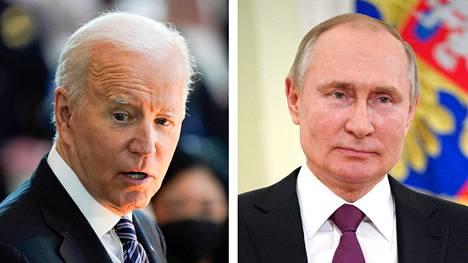Suomi on tarjoutunut isännöimään Yhdysvaltain presidentin Joe Bidenin ja Venäjän presidentin Vladimir Putinin mahdollista huippukokousta.