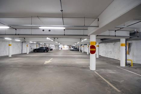 P-Töölö odottaa toimintansa käynnistyvän kunnolla Töölön alueen kehittyessä ja kadunvarsipaikkojen vähentyessä.